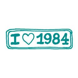 I love 84