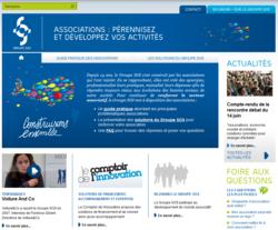 Site pour les associations