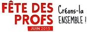 Logo Fête des profs