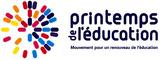 Logo Printemps Education