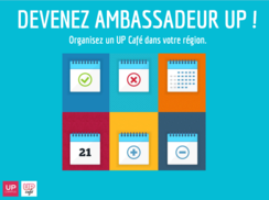 visuel ambassadeur UP Cafe
