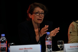 Photo Marine de Bazelaire Développement Durable HSBC France.JPG