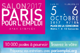 paris pour l emploi