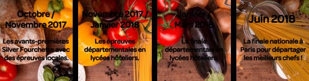concours de gastronomie