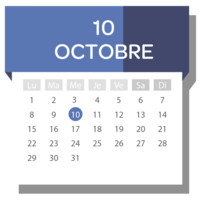 10 octobre